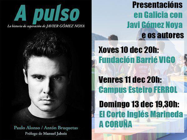 A Pulso Javier Gomez Noya