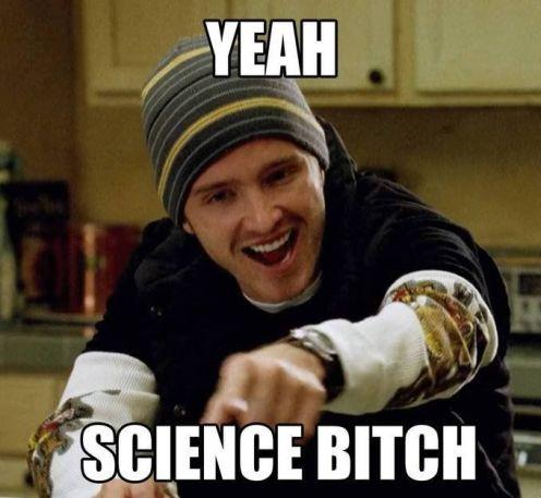 science-bitch