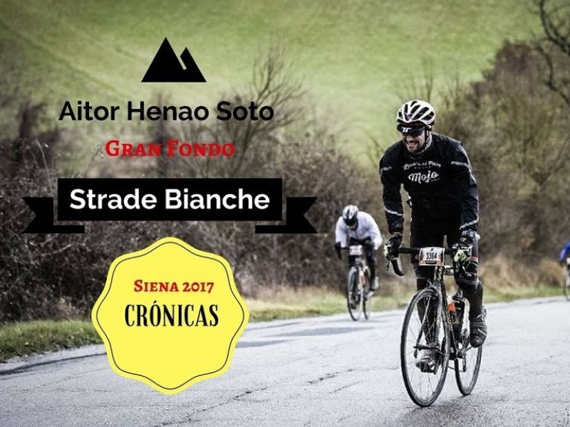 Strade Bianche Aitor