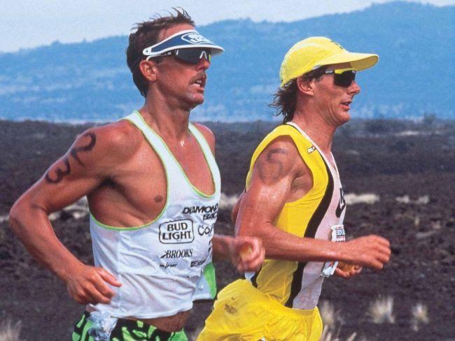 finishers en Hawaii Mark Allen Ironman
