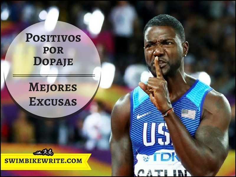 Doping Mejores Excusas