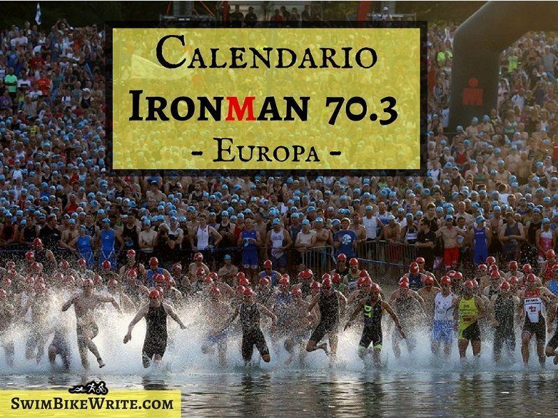 Calendario Medio Ironman