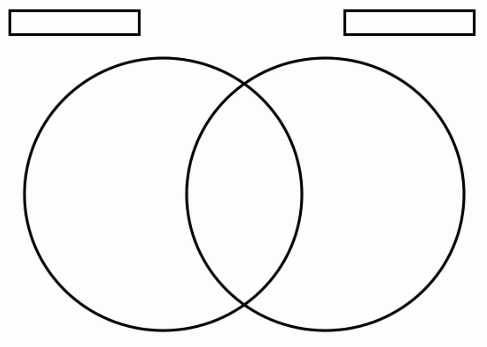 30 Printable Venn Diagram With Lines
