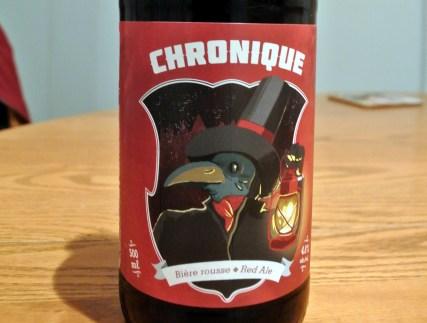 2017-04-22 - 124 - Trefle Noir Le Chronique image _500beers