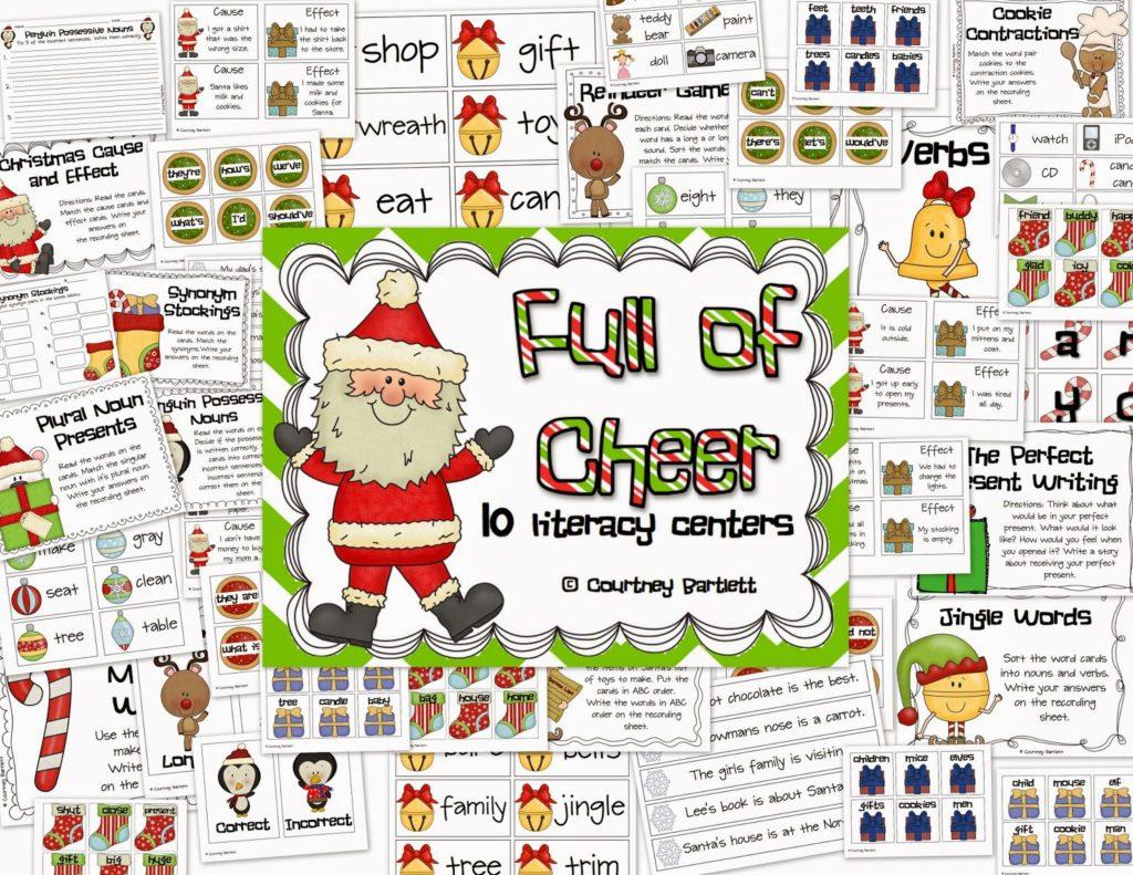 Christmas Comprehension Mini Lessons