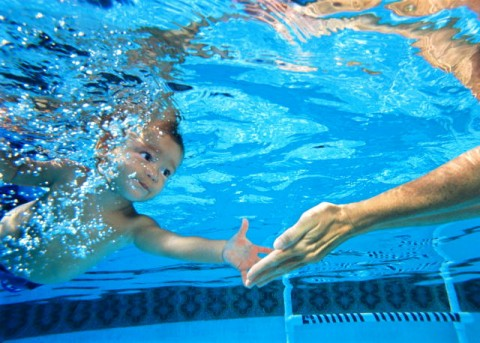 Swim Lesson Plan – Parent and Infant Class