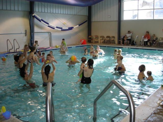 Swimming Game – Parent Tot – Hokey Pokey
