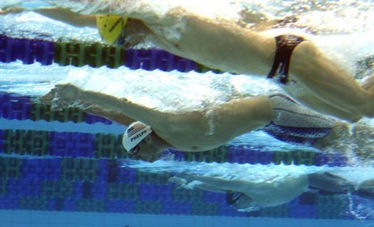 Swim Drill – Fly – Undulate, Pause, Undulate and stroke