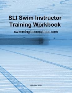 SLI Swim Instructor Workbook