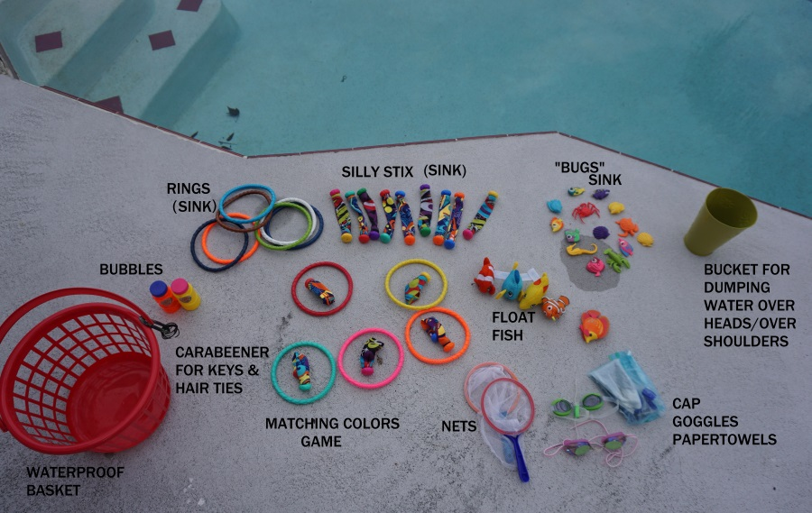 Games and Toys from Dynamic Aquatics with Kyndal