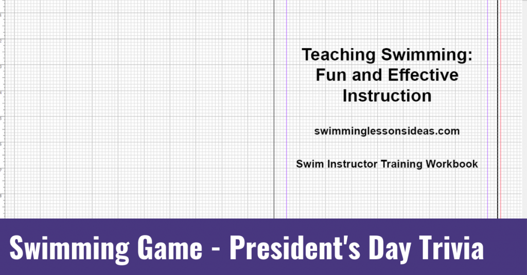 Teach Fun and Effective Swimming; New workbook