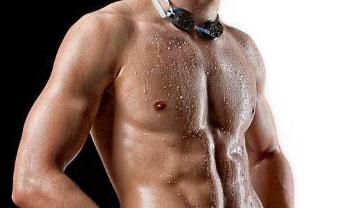 筋トレマシン+プールでのスイミングは脂肪燃焼&筋力アップに効果的!トレーニングメニューもご紹介!