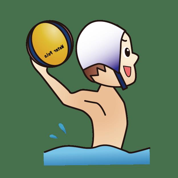 水球の水着の選び方