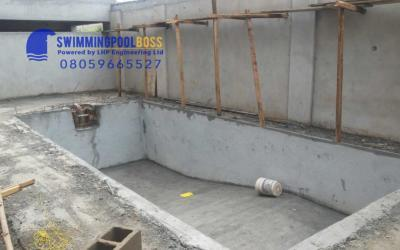swimming pools construction