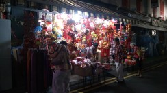 an old shop in China Town