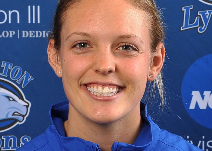 Wheaton College Women's Swim team 2014-15 - Photo By: KEITH NORDSTROM