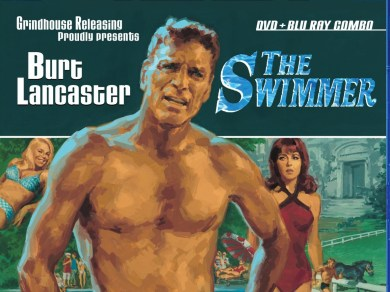 Image result for the swimmer poster