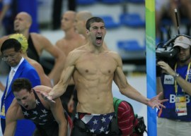 MIchael Phelps - All-Time Relay