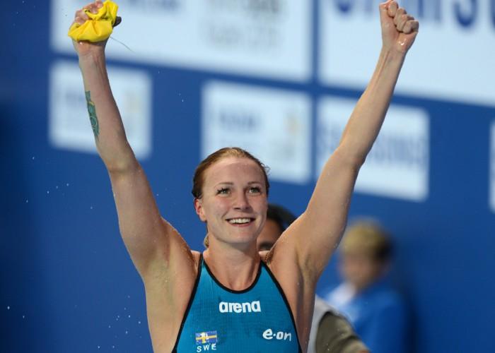 Sarah Sjostrom -world-championships