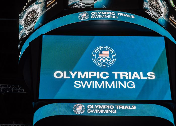 USA Swimming Olympic Trials