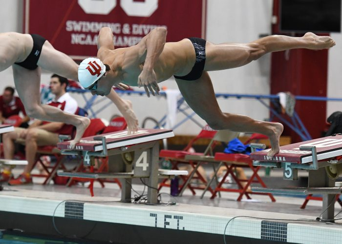 Men's and Women's Swimming/Diving vs. Florida and Texas, 10/21/16_Mike Dickbernd