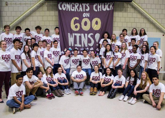 600 Wins