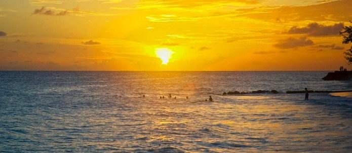 Barbados Swim