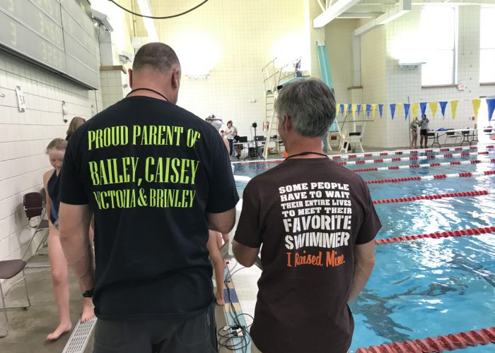 Dad Swim Shirts