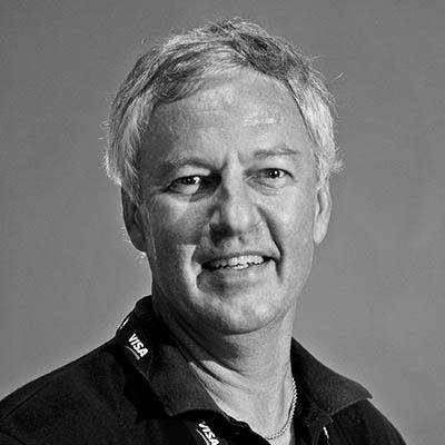 Peter Bick 2019 Specialty Award recipeint