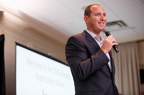 Jason Lezak motivational speaker