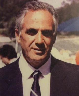 Ferenc Salamon ISHOF honoree