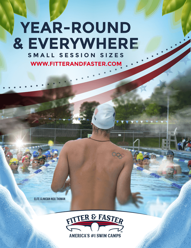 2019 Fitter & Faster Swim Camp