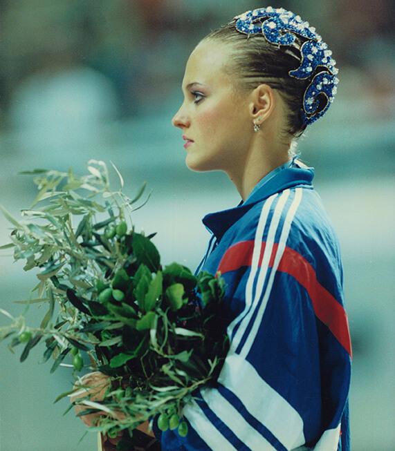 Olga Sedakova ISHOF honoree