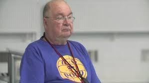 Boris Popov water polo coach