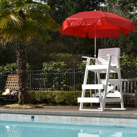 SR Smith lifeguard chair