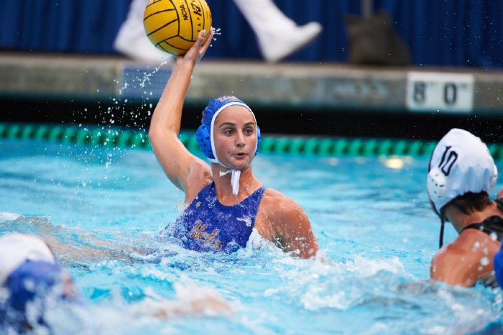 UCLA Athletics - 2019 UCLA Women's Water Polo versus the University of Southern California Trojans, Sunset Recreational Center, UCLA, Los Angeles, CA. April 20th, 2019 Copyright Don Liebig/ASUCLA 190420_WWP_288.NEF