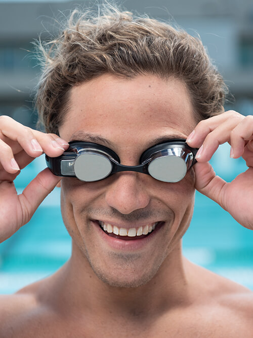 FORM Swimming Goggles portrai