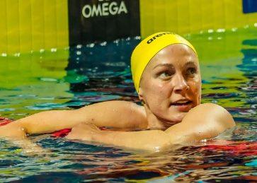 Sarah Sjostrom 200 Freestyle