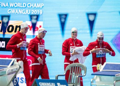 penny-oleksiak-maggie-macneil-sydney-pickrem-kylie-masse-canada-2019-fina-world-championships