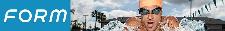 FORM Swim banner graphic