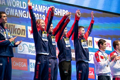 luke greenbank, adam peaty, james guy, duncan scott, team-great-britain-4x100-medley-relay-final-2019-world-championships_1