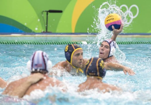 USA Water Polo - Men - USA vs Spain