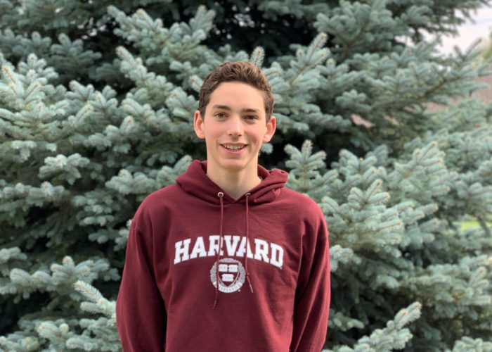 Zach Bartel Harvard