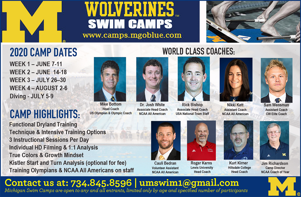 university-of-michigan-wolverine-2020-swim-camp-ad