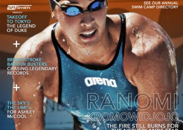 Swimming World February 2020 Cover - Ranomi Kromowidjojo