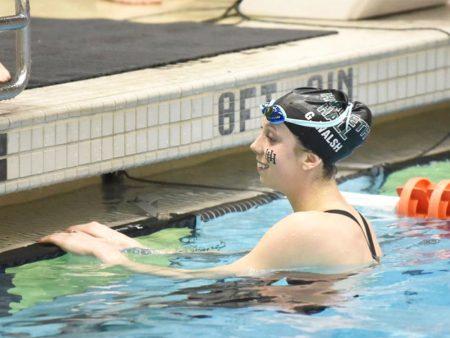 gretchen walsh, high school swimming