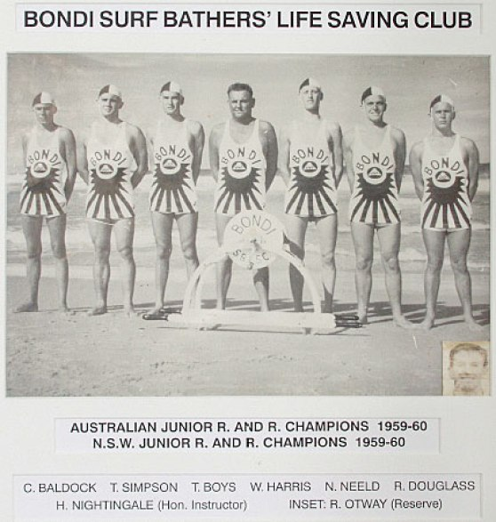 Bondi junior R and R 1960