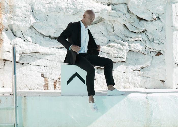 Michael Klim fashion shoot 2