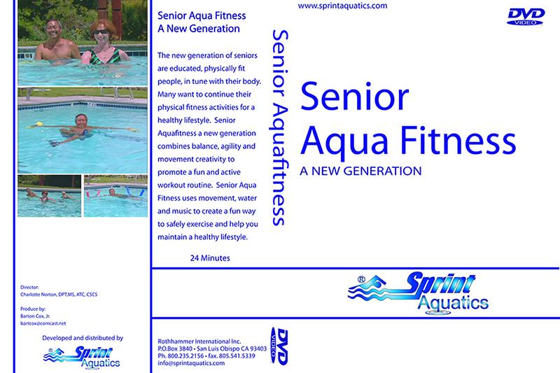 sprint aquatics senior fitness instruction