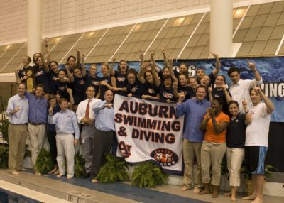 2006 NCAA Women's Swimming & Diving Championships University of Georgia